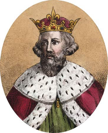 IMG ST ALFRED the Great, King of Wessex and all Orthodox England